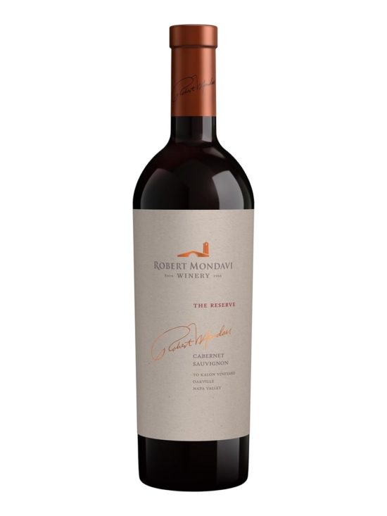 Robert Mondavi Winery Reserve Cabernet Sauvignon