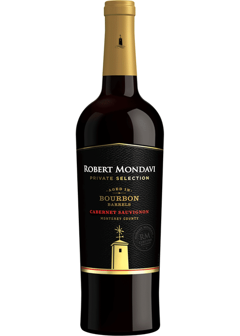 Robert Mondavi Bourbon Barrel Aged Cabernet Sauvignon Private Selection