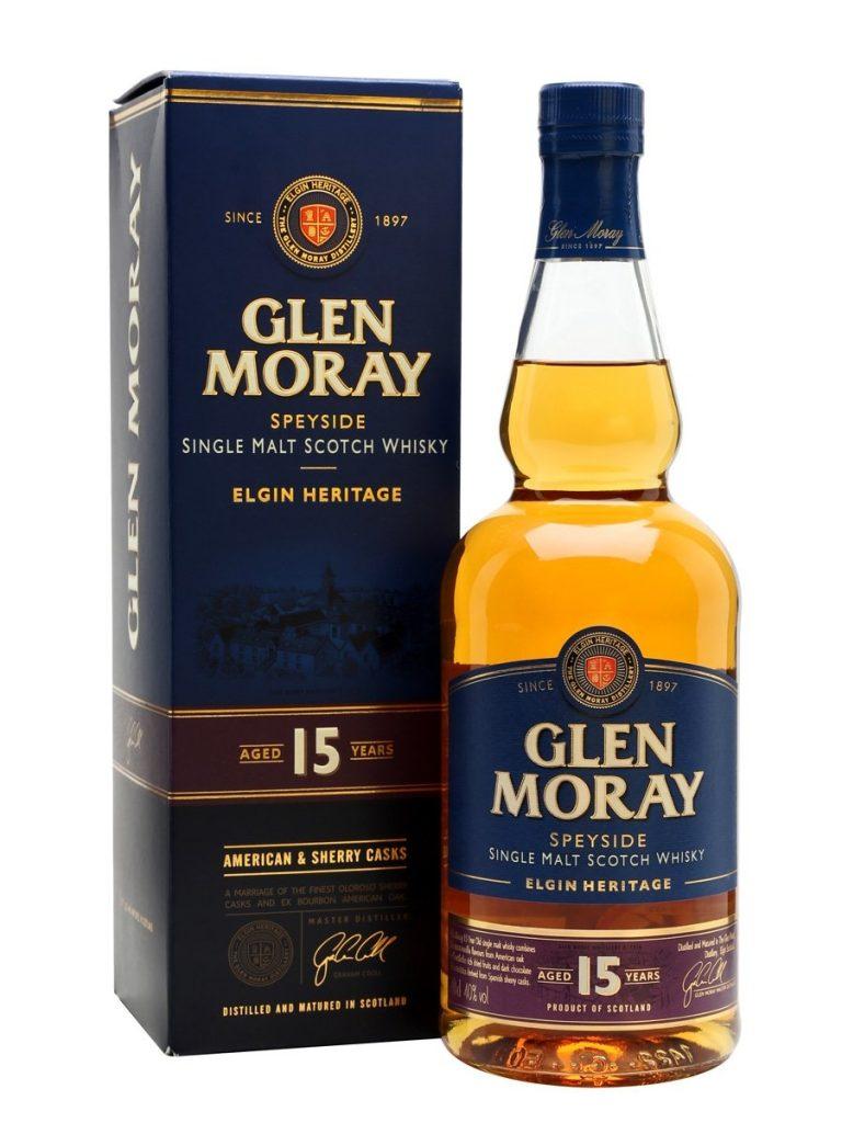Glen Moray 15 Years Old