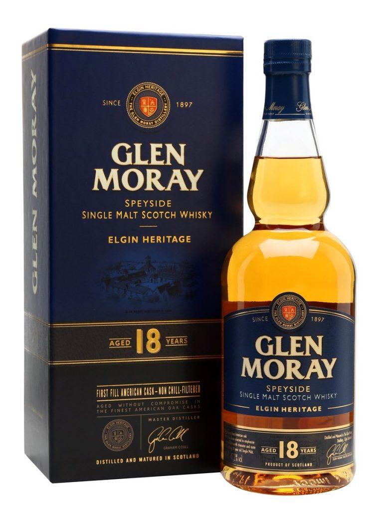 Glen Moray 18 Years Old