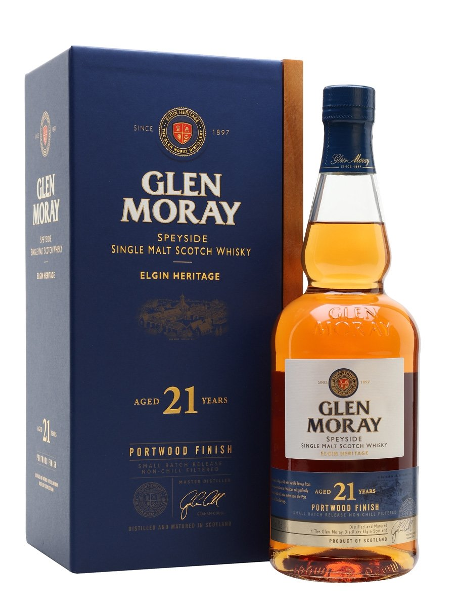 Glen Moray 21 Years Old