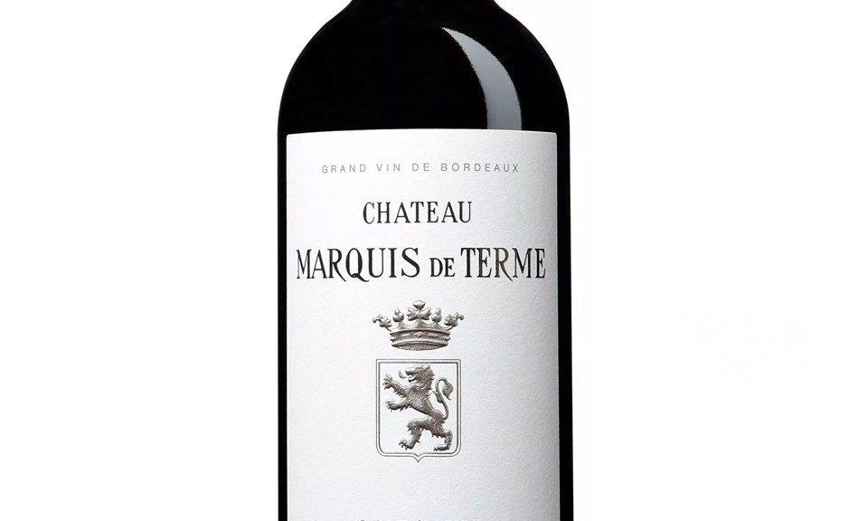 Chateau Marquis de Terme Margaux