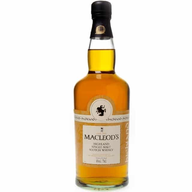 Macleod's Highland Single Malt