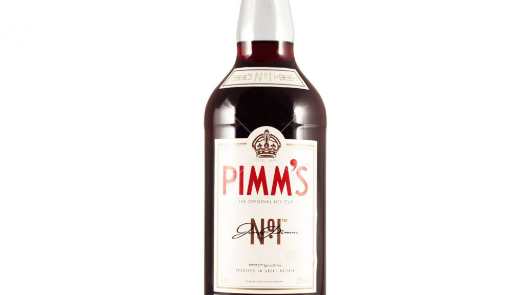 Pimm's Number 1 Cup