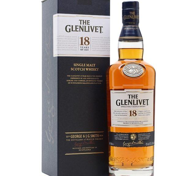 Glenlivet 18 Years Old