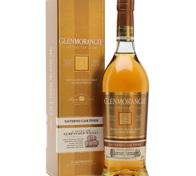 Glenmorangie Sauternes Cask Finish