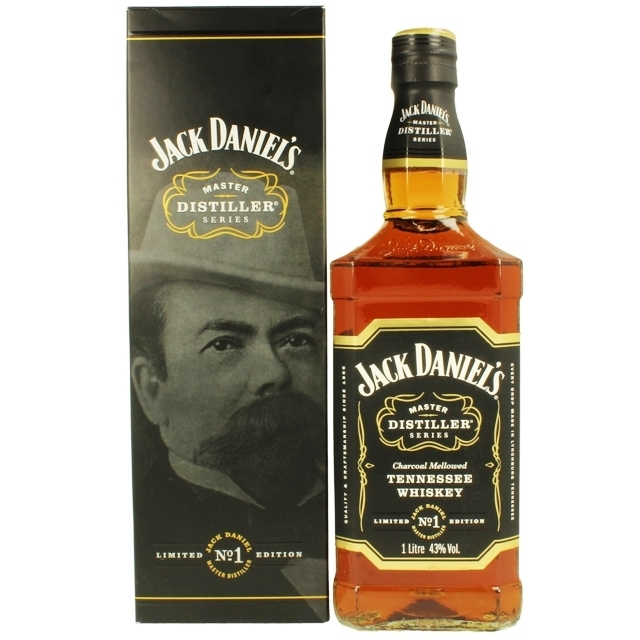 Jack Daniel's Master Distiller Series No. 1