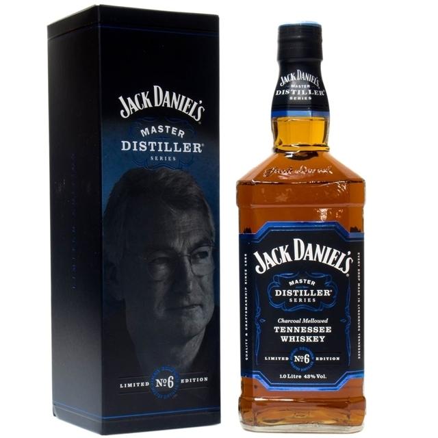 Jack Daniel's Master Distiller Series No. 6