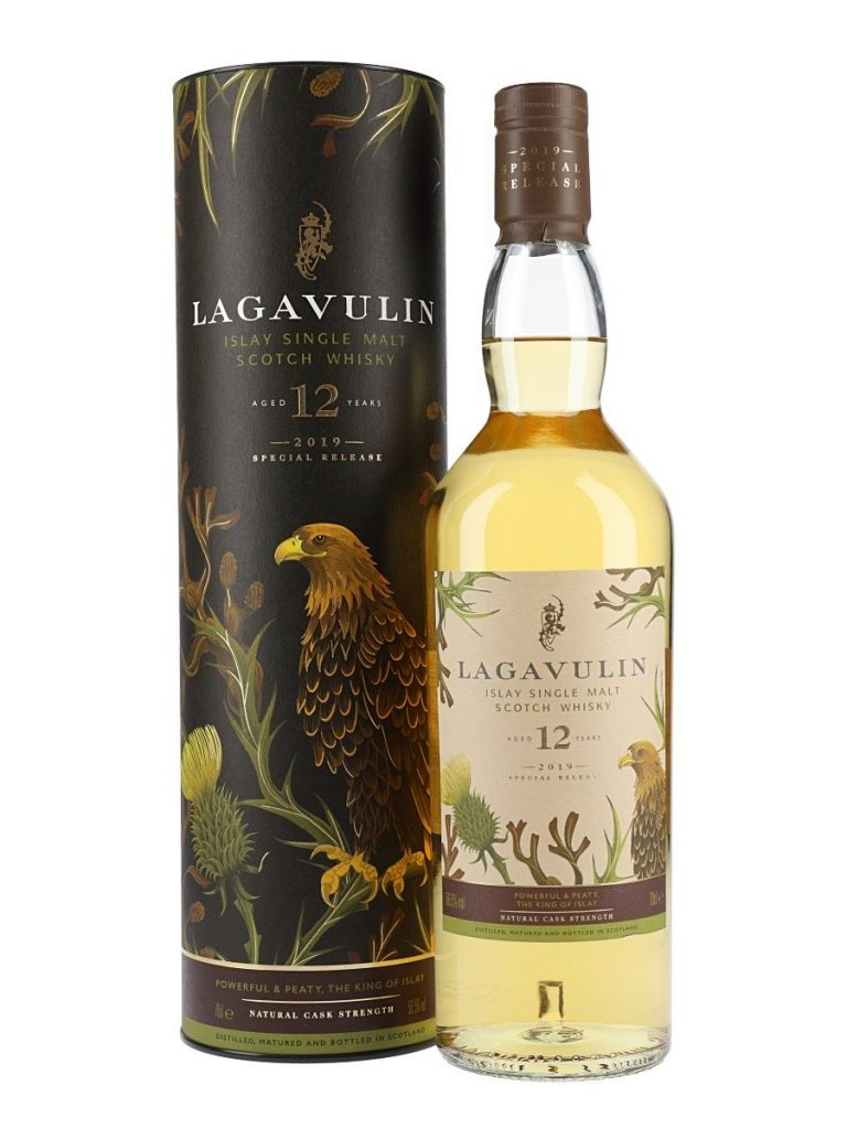 Lagavulin 12 Years Old Special Release 2019