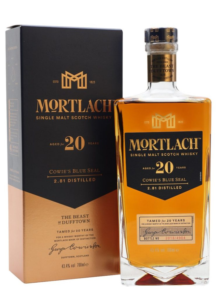 Mortlach 20 Years Old