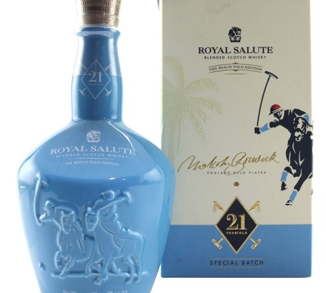 Royal Salute 21 Years Old Special Batch