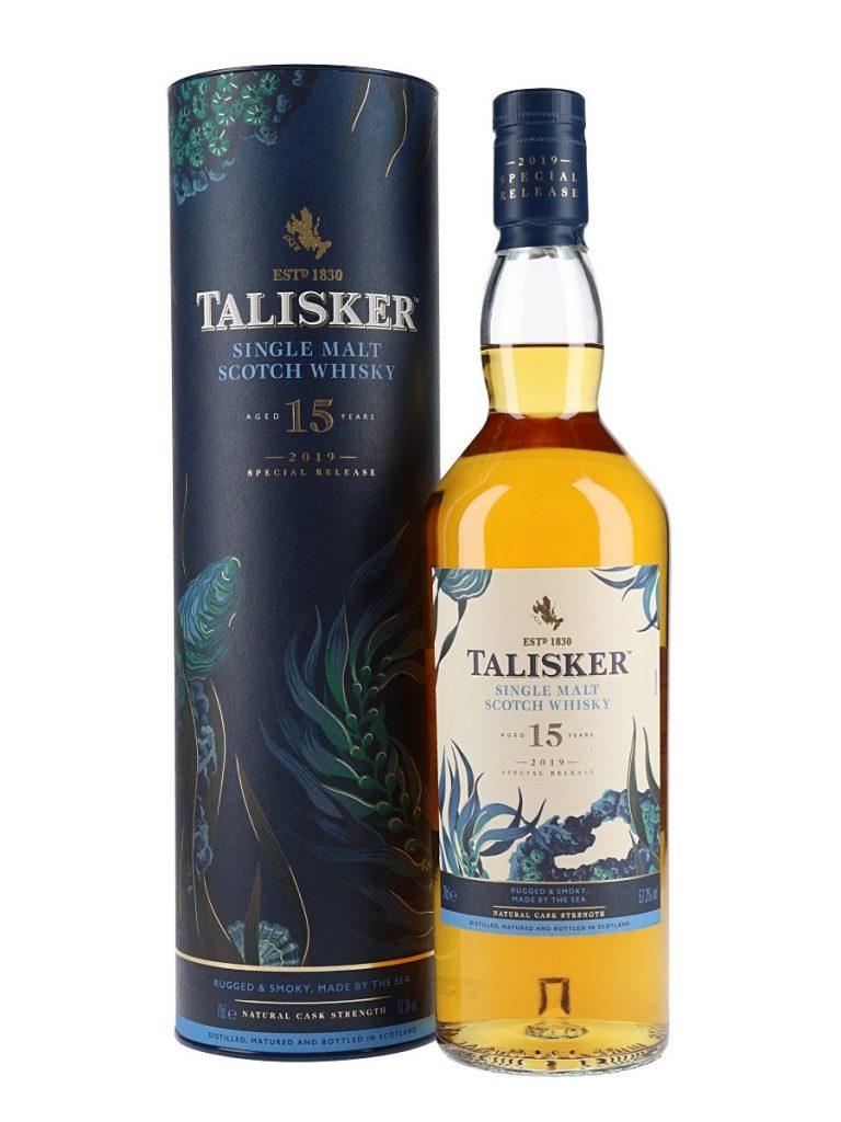 Talisker 15 Years Old
