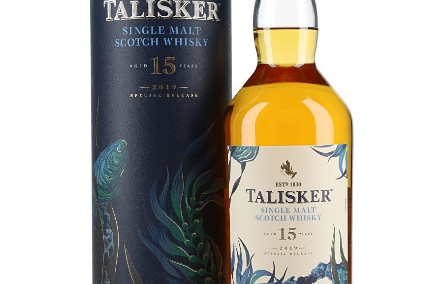 Talisker 15 Years Old