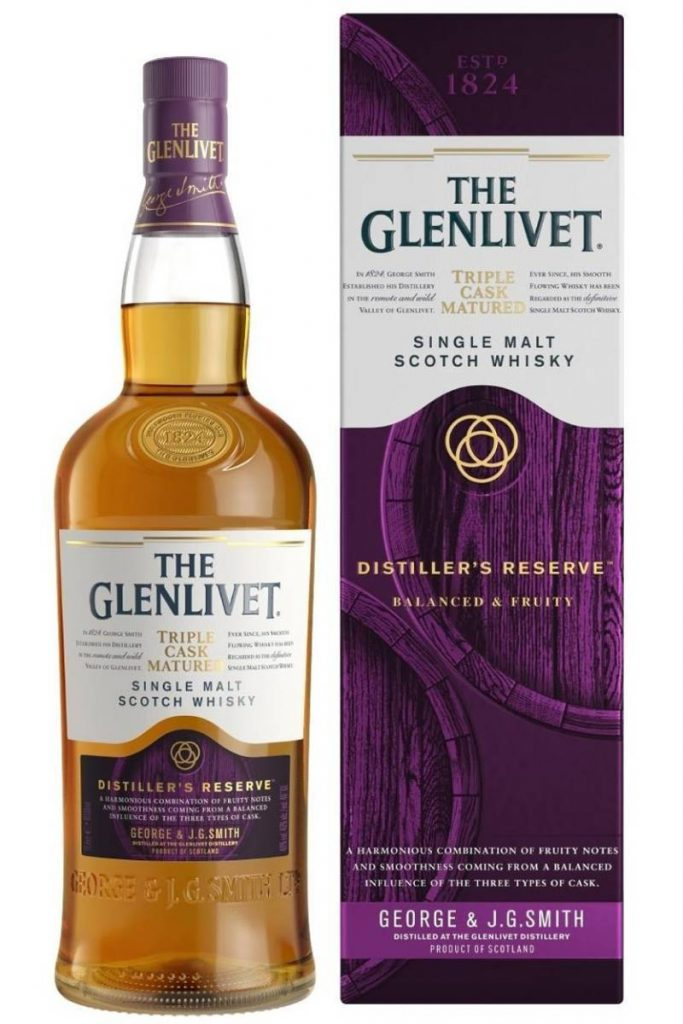 The Glenlivet Triple Cask Matured Distillers Reserve