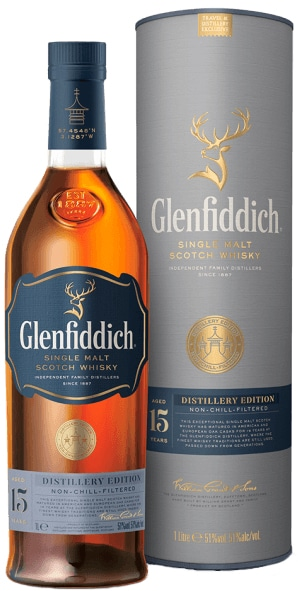 Glenfiddich 15 Years Old Distillery Edition