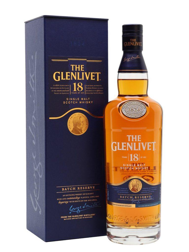 Glenlivet 18 Years Old Batch Reserve
