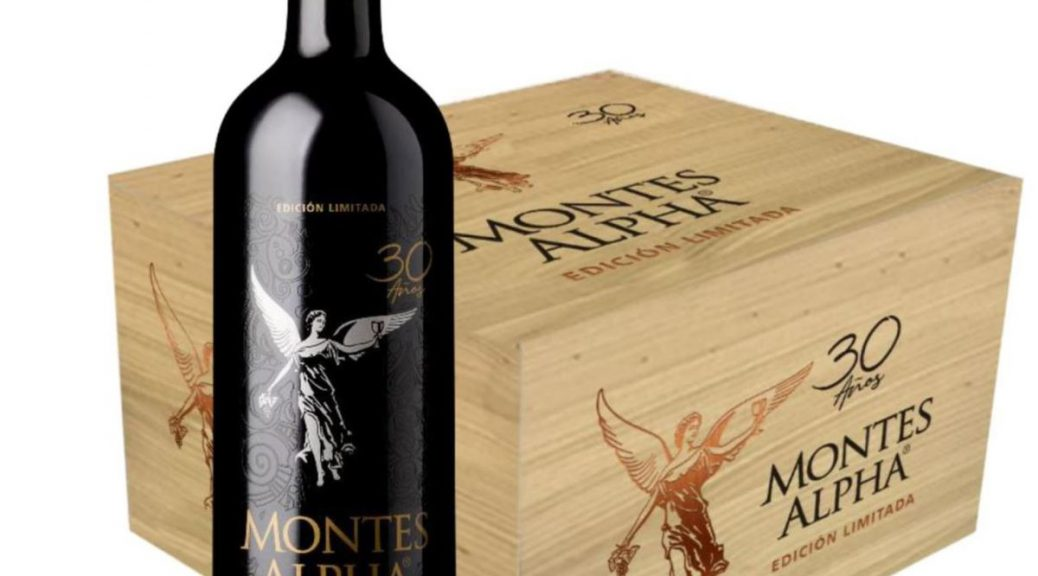 Montes Alpha Cabernet Sauvignon 2018 (30 Years Limited Edition)