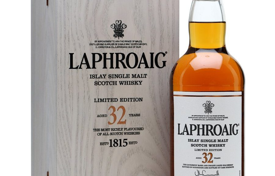 Laphroaig 32 Years Old Limited Edition