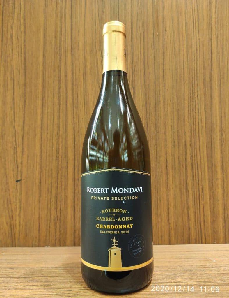 Robert Mondavi Private Selection Chardonnay Bourbon Barrel Aged