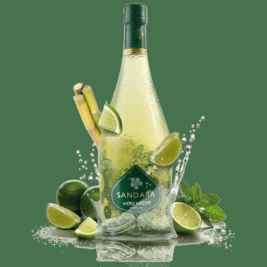 Sandara Wine Mojito Sparkling