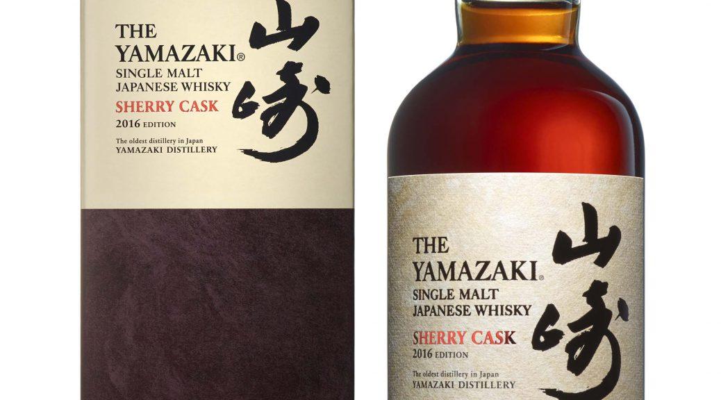 The Yamazaki Single Malt Whisky Sherry Cask