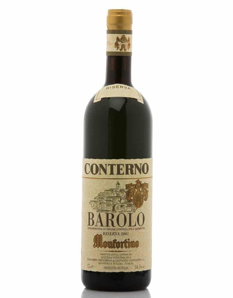 Giacomo Conterno Monfortino Barolo Riserva