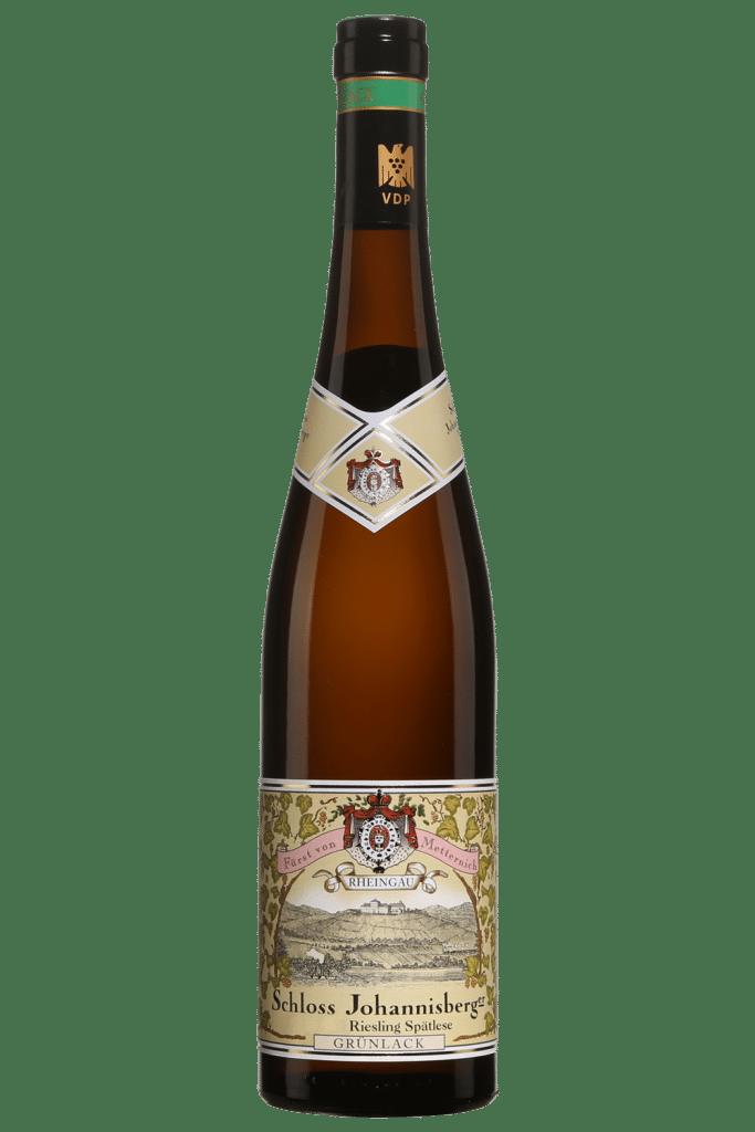 Schloss Johannisberg Grunlack Riesling Spatlese Rheingau