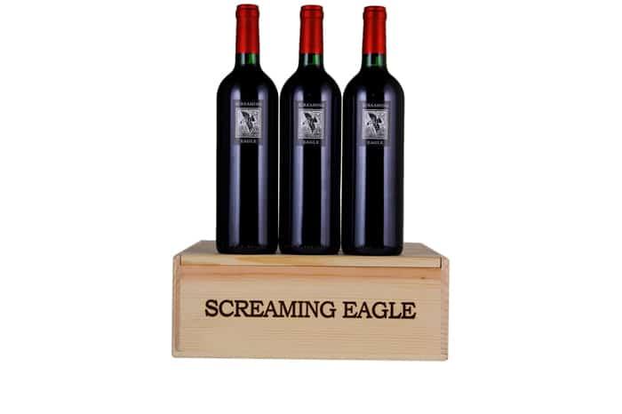Screaming Eagle Cabernet Sauvignon Oakville