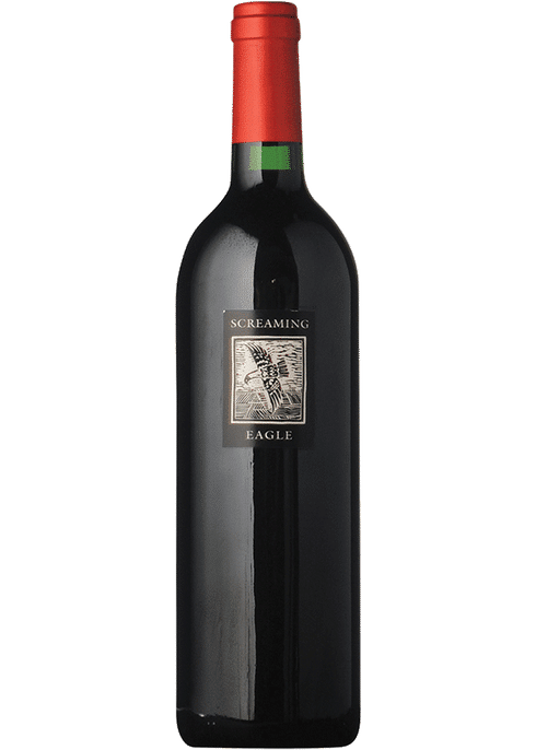 Screaming Eagle Cabernet Sauvignon Oakville