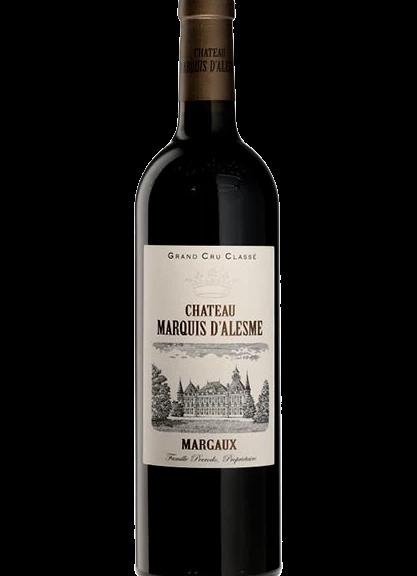 Chateau Marquis d'Alesme Becker Margaux