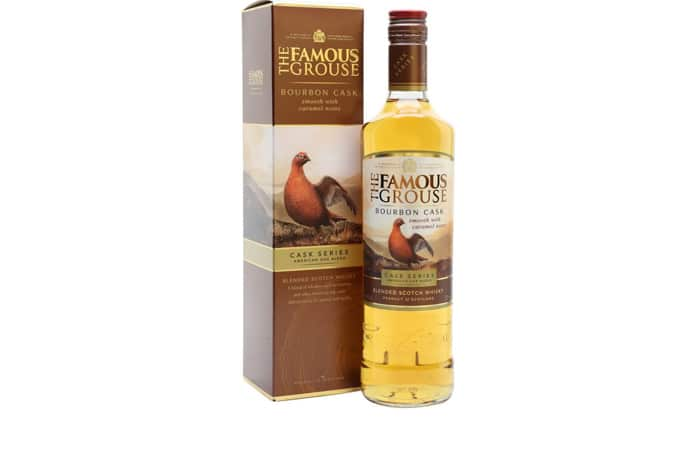 Famous Grouse Bourbon Cask
