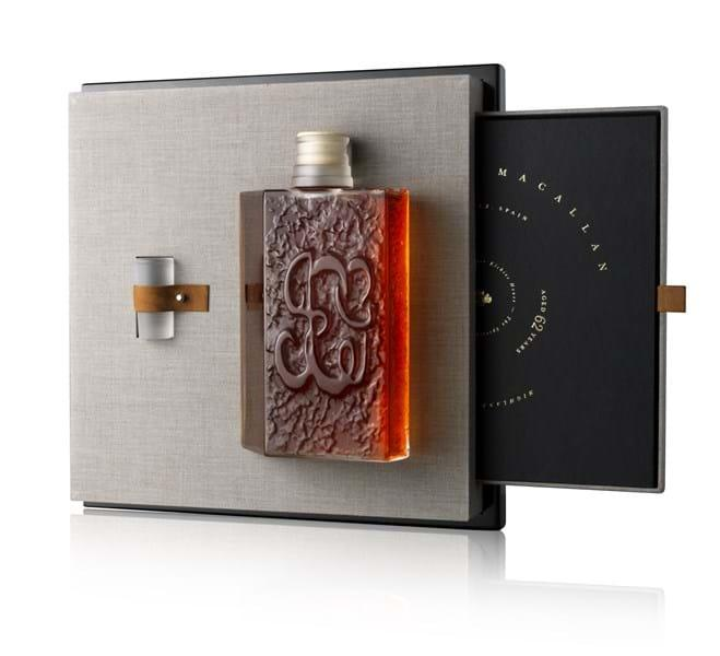 The Macallan Lalique 62 Years Old