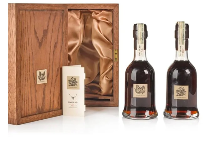 Dalmore 62 Years Old