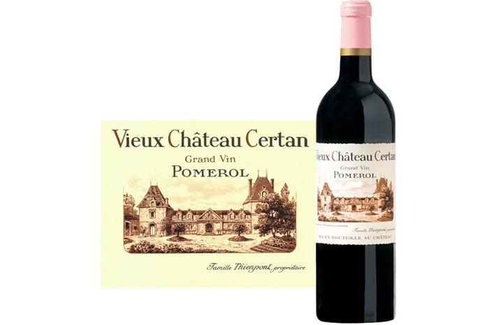 Vieux Chateau Certan Grand Vin Pomerol