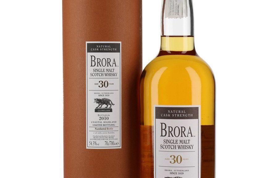 Brora 30 Years Old