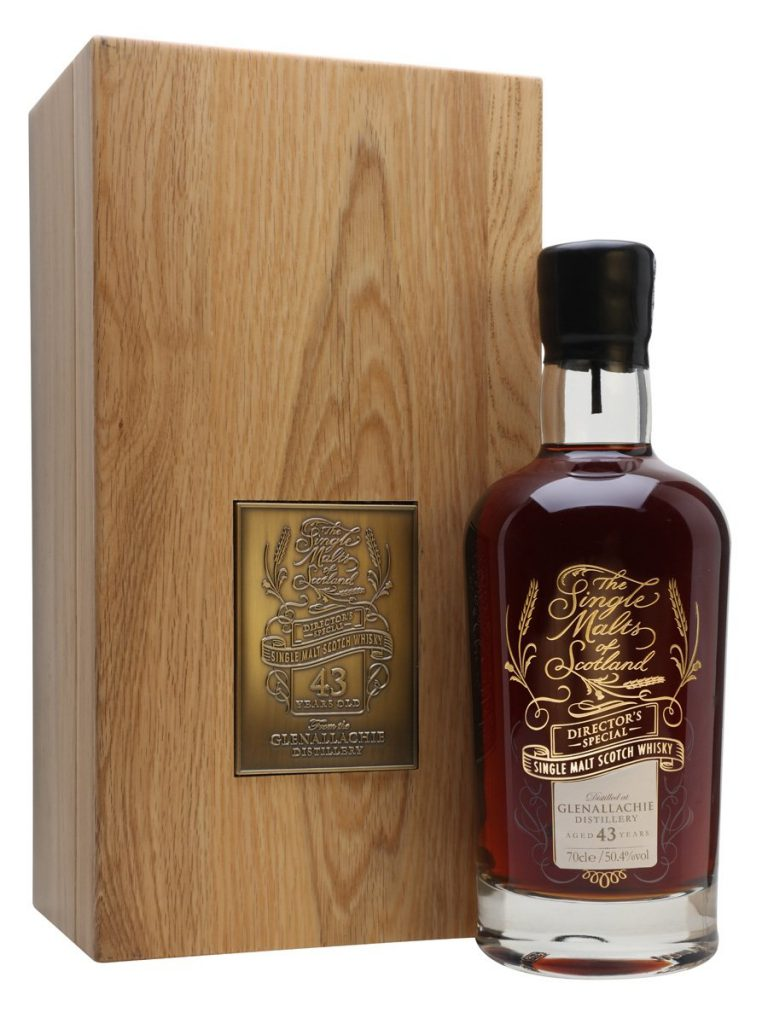 Glenallachie 43 Years Old Director's Special