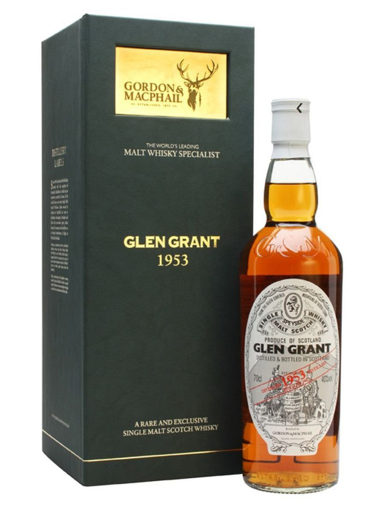 Gordon & Macphail Glen Grant 1953