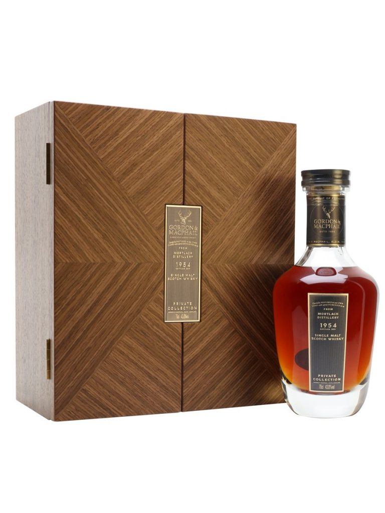 Gordon & Macphail Mortlach 1954 Private Collection