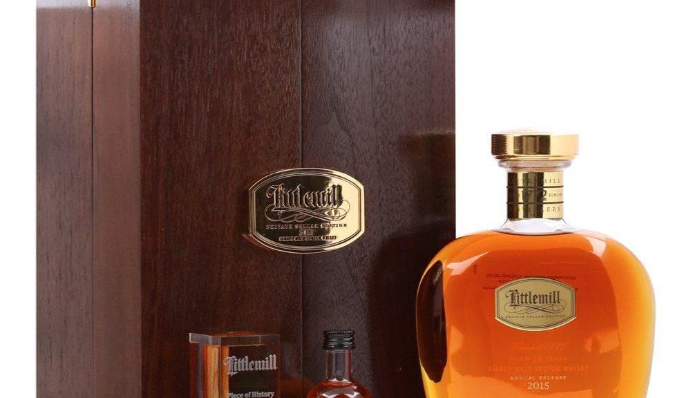 Littlemill Private Cellar Edition 2015