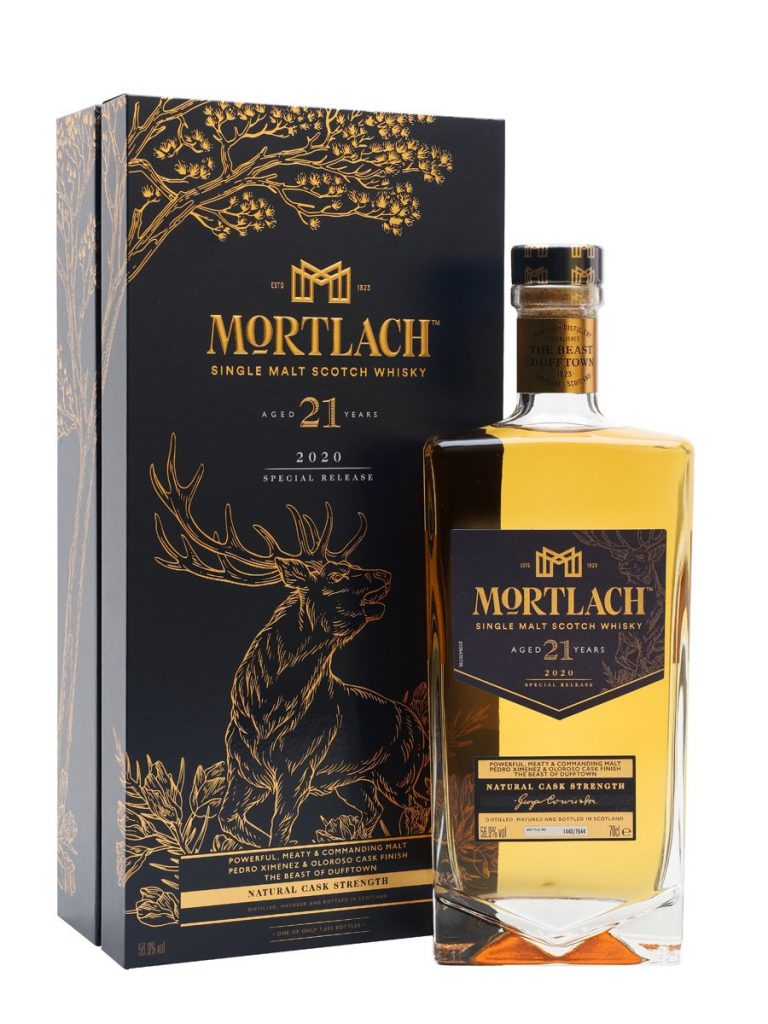 Mortlach 21 Years Old 2020 Special Release