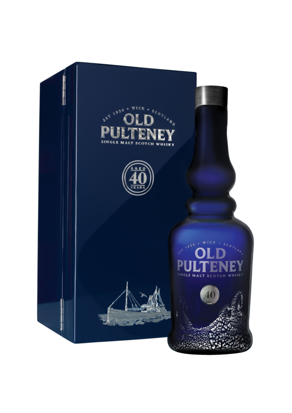 Old Pulteney 40 Years Old
