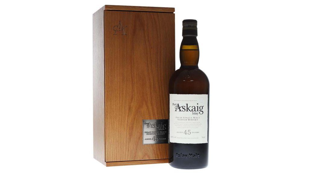 Port Askaig Islay Aged 45 Years Old