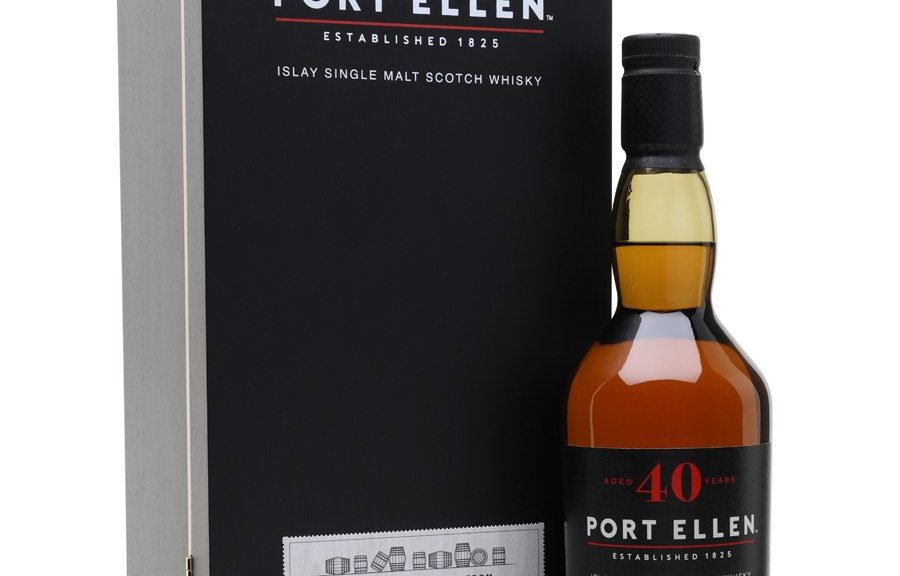 Port Ellen 40 Years Old 9 Rogue Casks