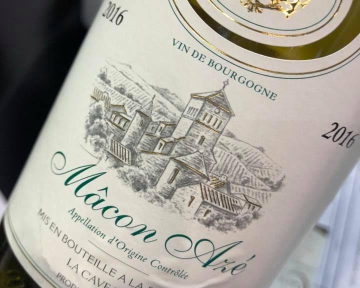 Vin de Bourgogne Macon Axe