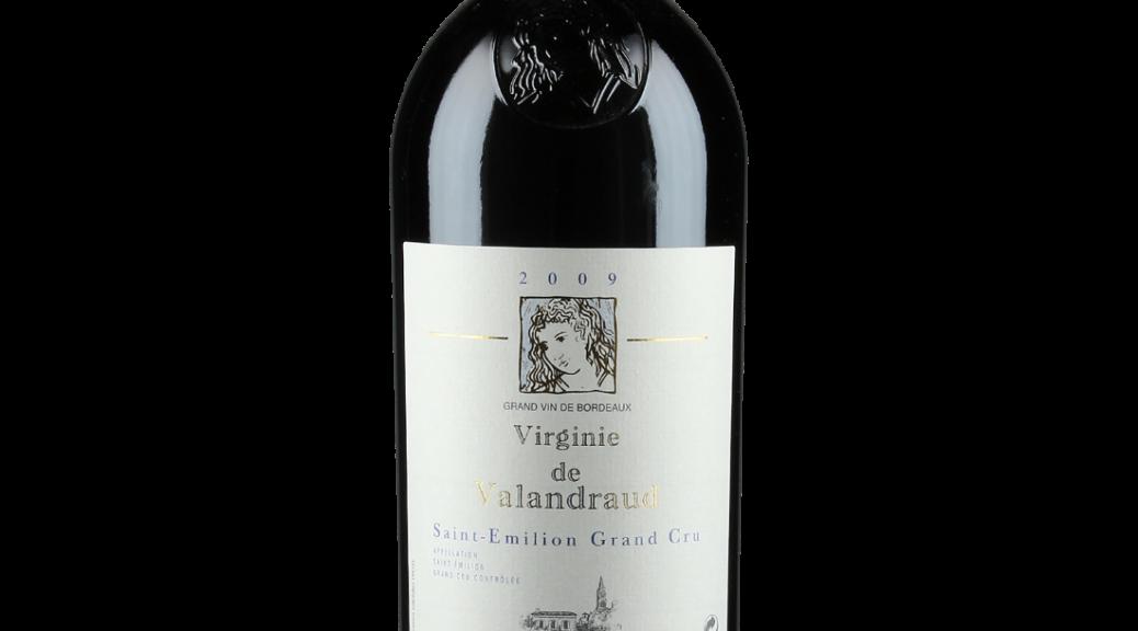 Virginie de Valandraud Saint-Emilion Grand Cru