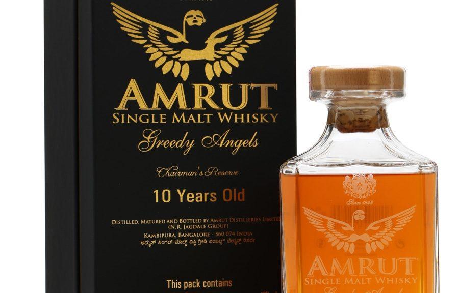 Amrut Greedy Angels 10 Years Old