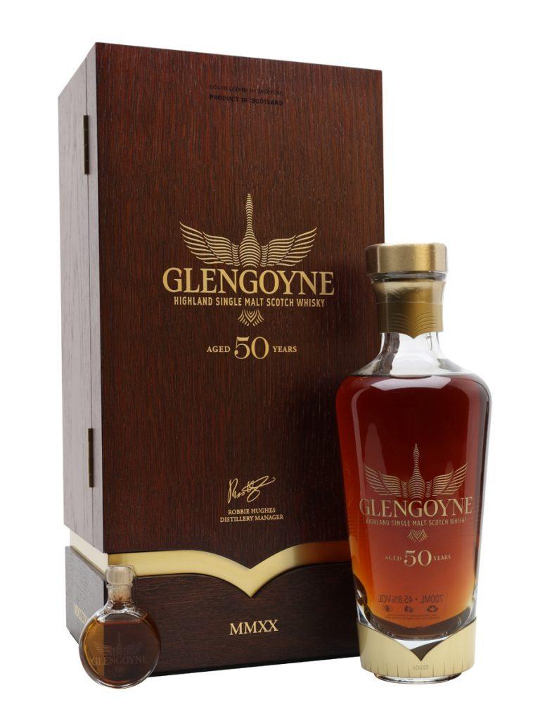 Glengoyne 50 Years Old Single Malt Scotch Whisky