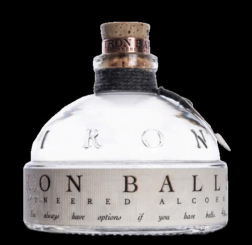 Iron Balls Premium Gin