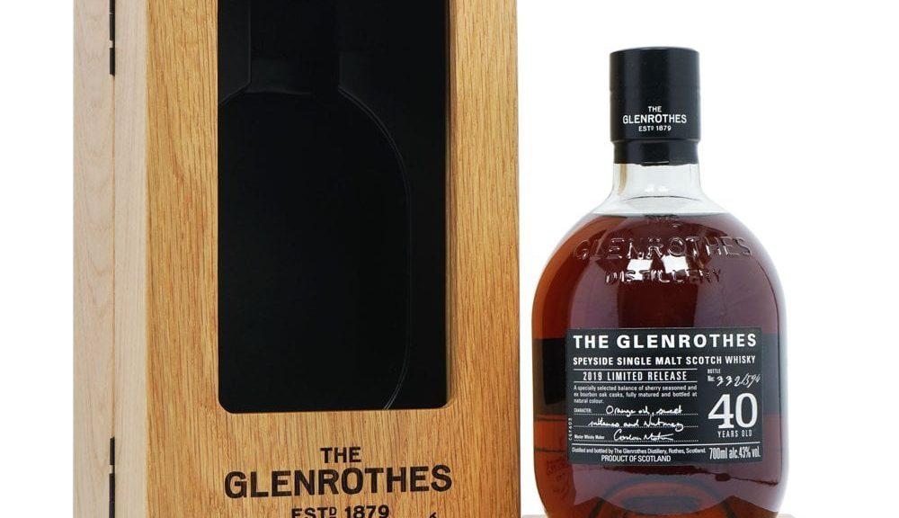 The Glenrothes Select Reserve Single Malt Scotch Whisky 1879